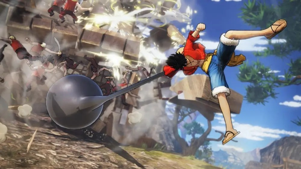 One Piece: Pirate Warriors 4 se luce en estos nuevos gameplays ...