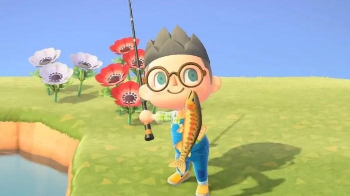 7 consejos básicos para pescar en Animal Crossing: New Horizons - Nintenderos - Nintendo Switch, Switch Lite