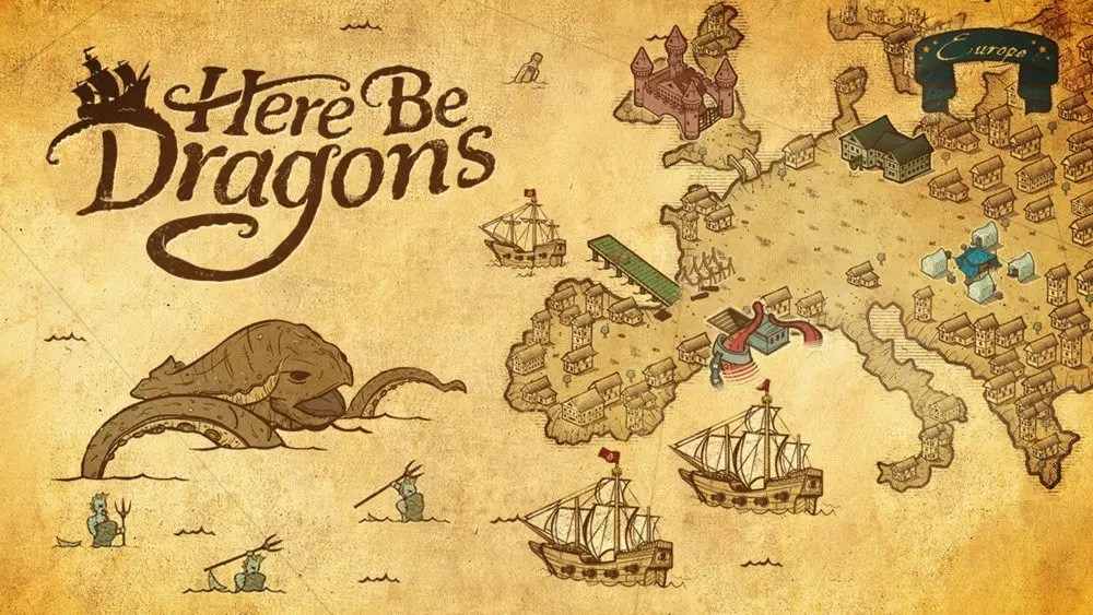 Here Be Dragons is confirmed for September 3 on Nintendo Switch