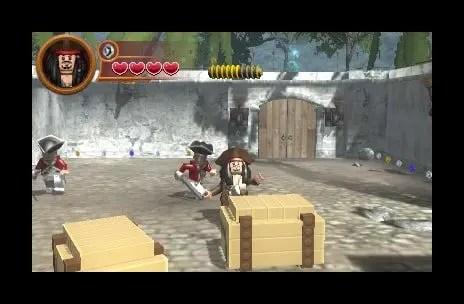 LEGO Pirates 3DS 6