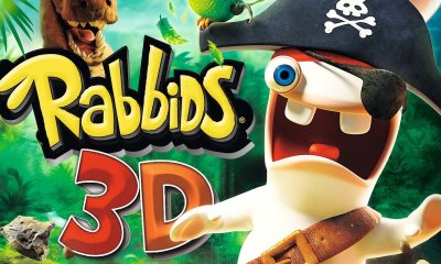 Rabbids 3D Review Header