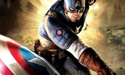 Captain America: Super Soldier Review Header