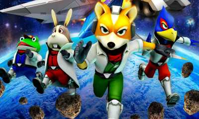 Star Fox 64 3D Review Header