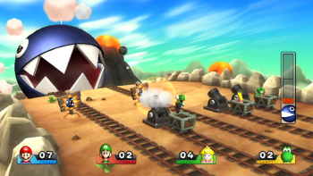 Mario Party 9 Review Screenshot 1