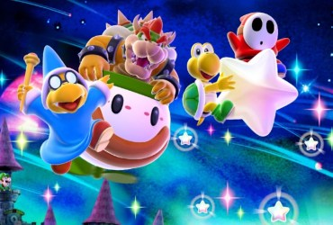 Mario Party 9 Review Banner
