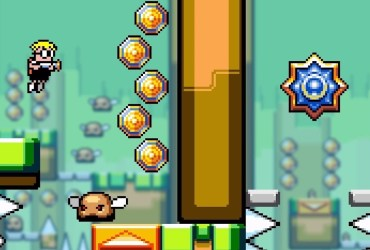 Mutant Mudds Review Banner