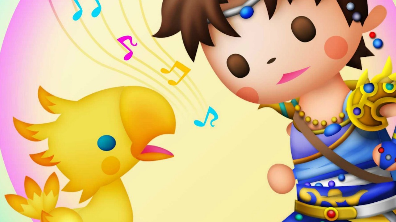 Theatrhythm Final Fantasy Review Banner