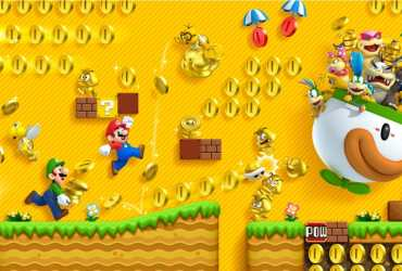 New Super Mario Bros. 2 Review Banner