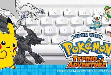 Learn With Pokémon Typing Adventure Review Header