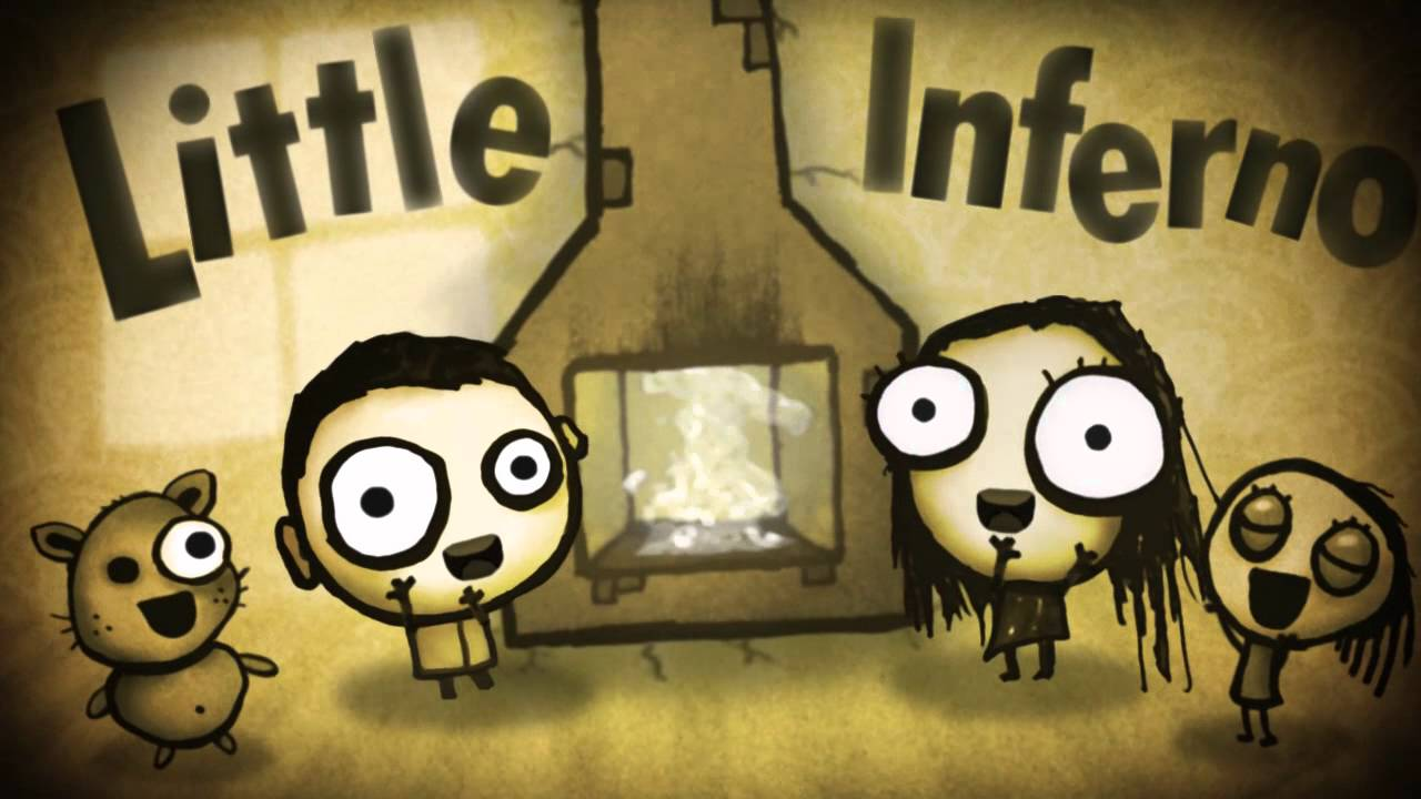 Little Inferno Review Banner