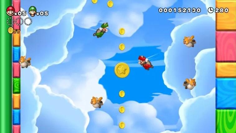New Super Mario Bros. U Review Screenshot 2