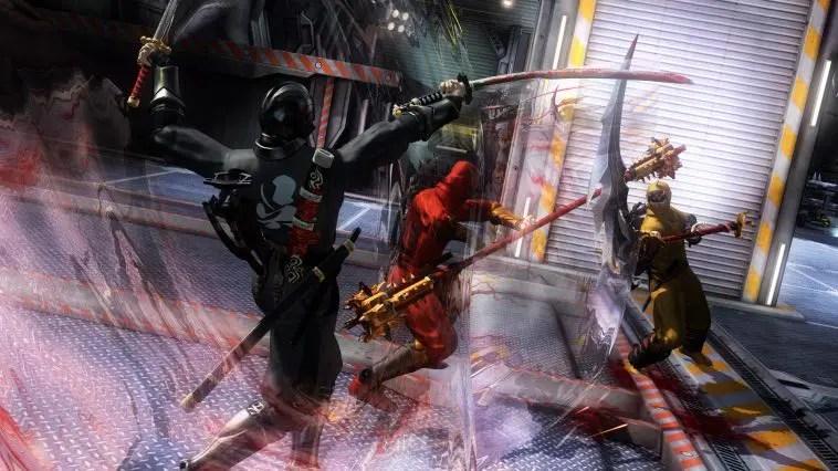 Ninja Gaiden 3: Razor's Edge Review Screenshot 3