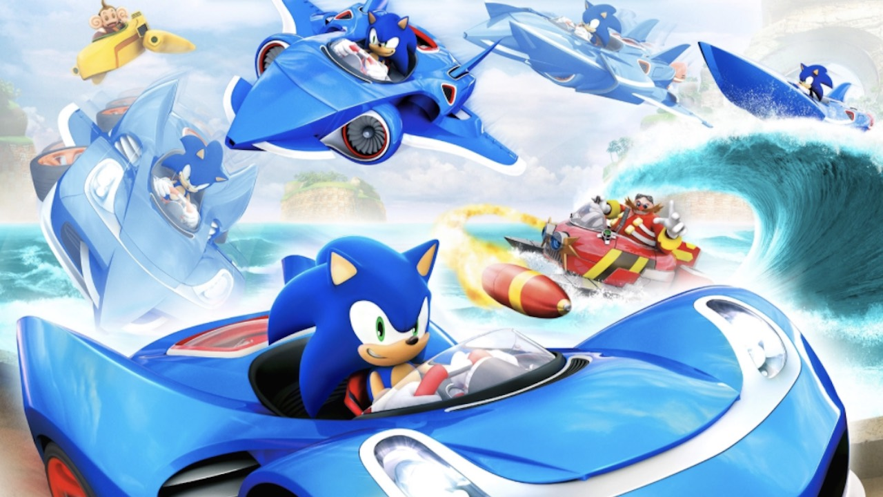 Sonic And All-Stars Racing Transformed Review Banner