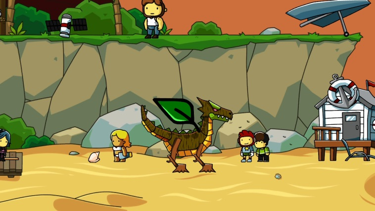 scribblenauts-unlimited-review-screenshot-1