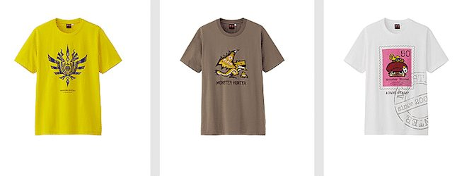 monster-hunter-4-tshirts