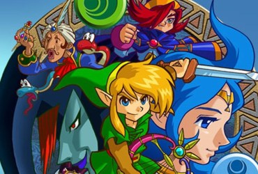 The Legend Of Zelda: Oracle Of Ages Review Header