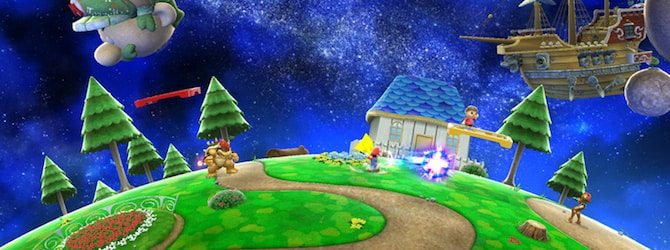 smash-bros-super-mario-galaxy-stage