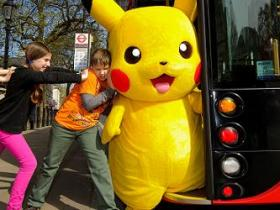 pikachu-on-a-bus