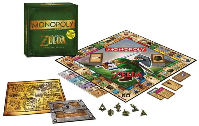 monopoly-the-legend-of-zelda