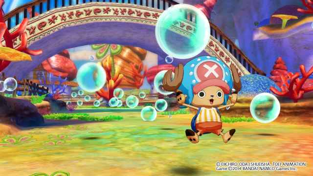 one-piece-unlimited-world-red-bubble-gathering-screenshot-1