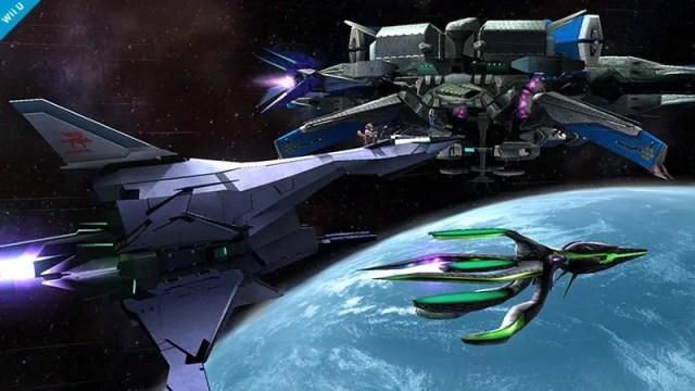 star-fox-orbital-gate-stage-screenshot-1