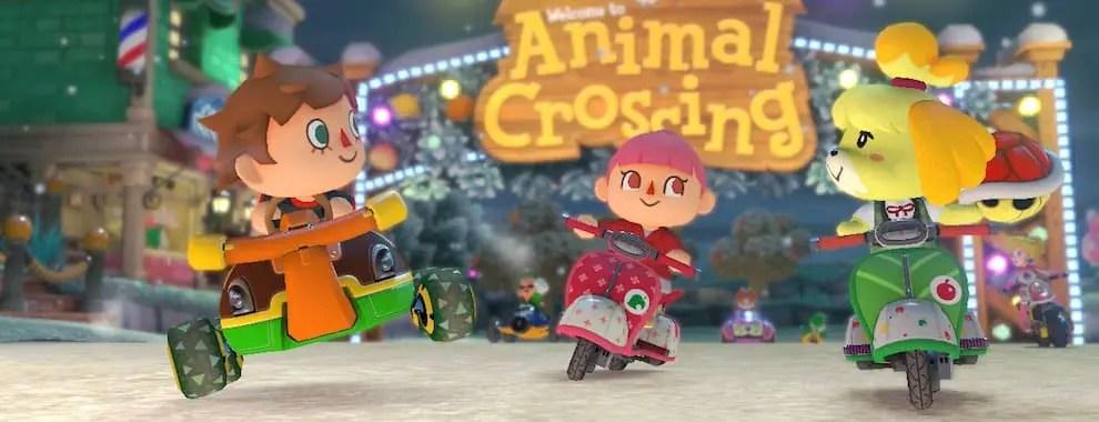 Animal Crossing X Mario Kart 8 Dlc Pack 2 Preview Nintendo