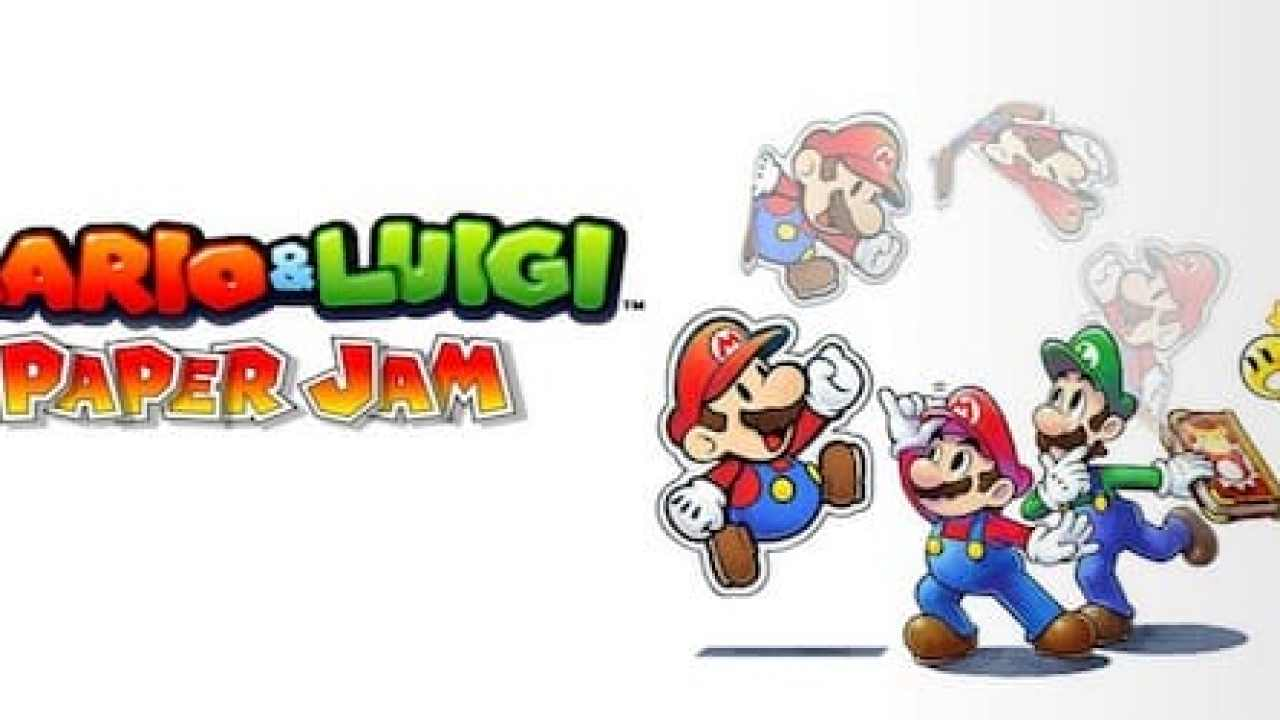 Mushroom Kingdom Universes Collide In Mario And Luigi Paper Jam