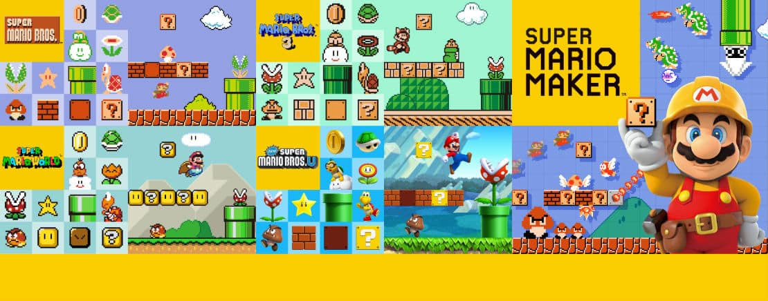 Super Mario Maker Adds Felyne, Arcade Bunny & EarthBound Costumes
