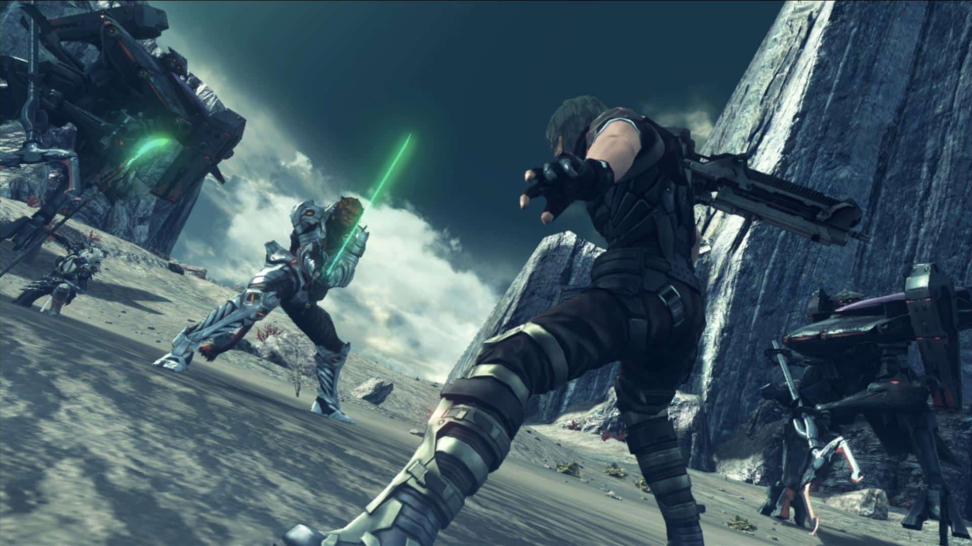 Free Data Packs Speed Up Xenoblade Chronicles X Loading Times