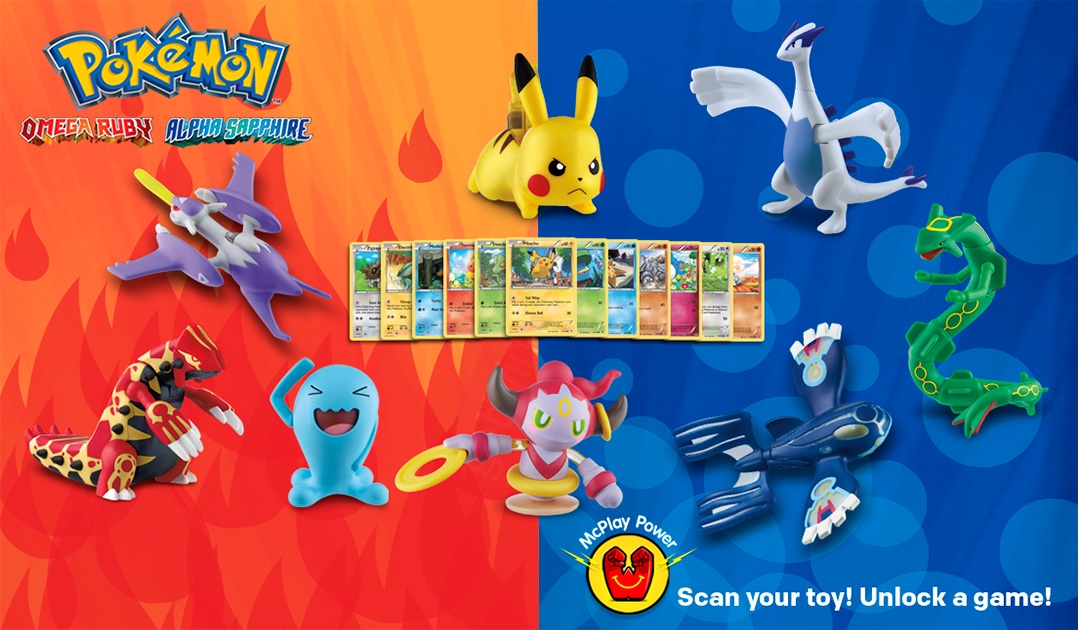 Mcdonalds Current Happy Meal Toys 27