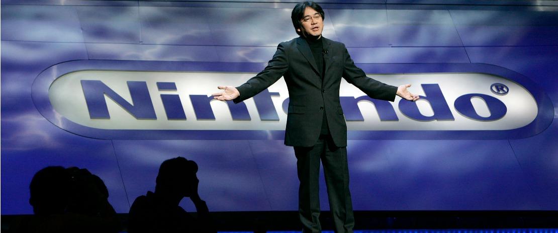 satoru-iwata-e3-2006