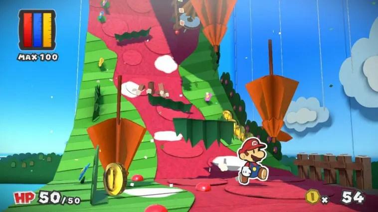 Paper Mario: Color Splash Review Screenshot 4