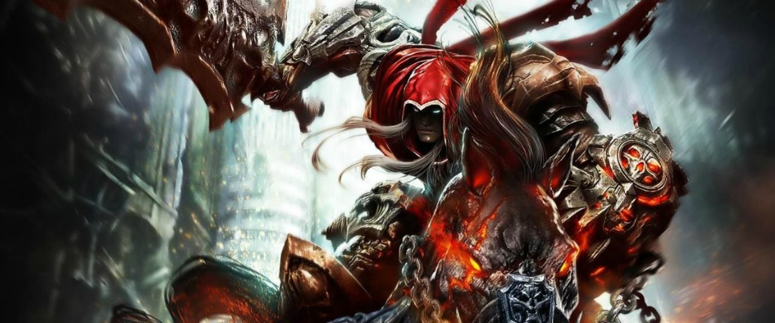 Darksiders Warmastered Edition Battles Heaven And Hell On