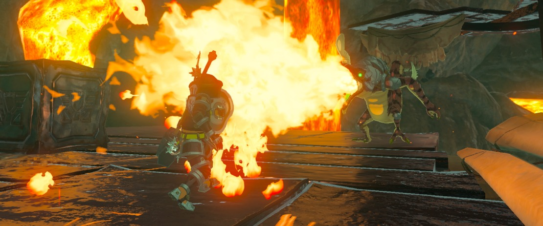 The Legend Of Zelda: Breath Of The Wild Has 120 Shrines, 900 Korok Seed Puzzles And 76 Side Quests
