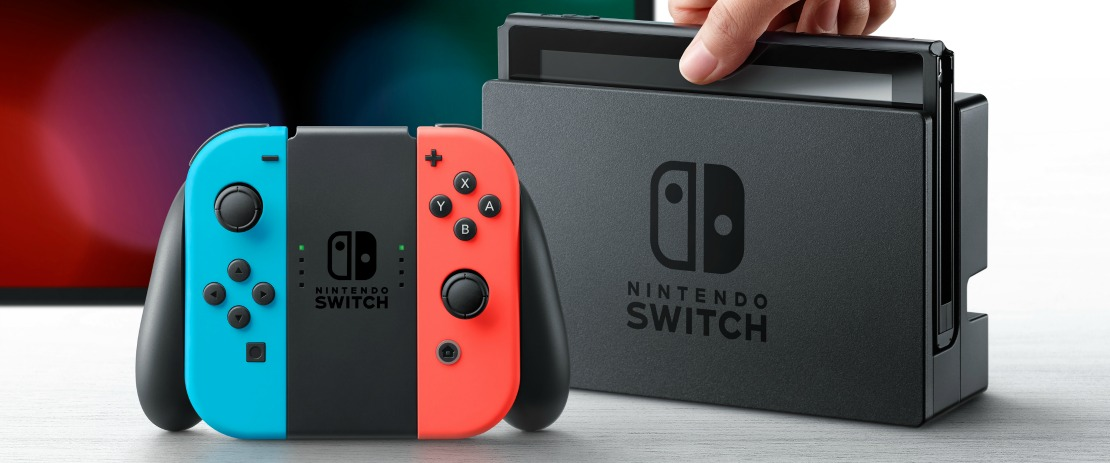 GAME's Initial Neon Red And Blue Nintendo Switch Stock Allocation Sold Out