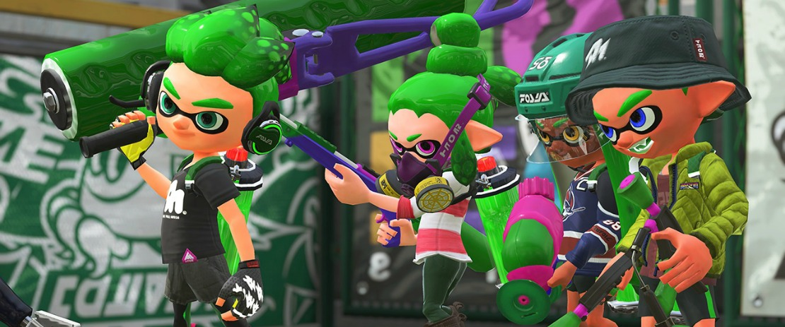 8 Ways Splatoon 2 Stays Fresh On Nintendo Switch