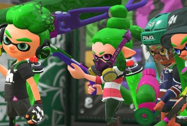 Splatoon 2 Preview Image