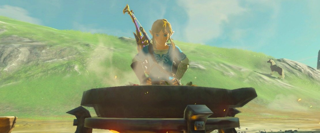 All Cooking Recipes In The Legend Of Zelda: Breath Of The