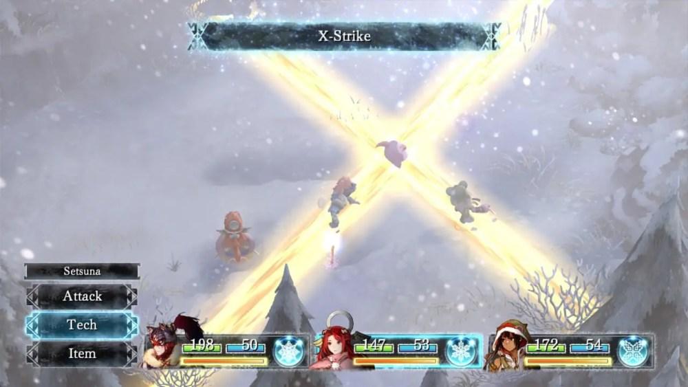 I Am Setsuna Switch Review Screenshot 3