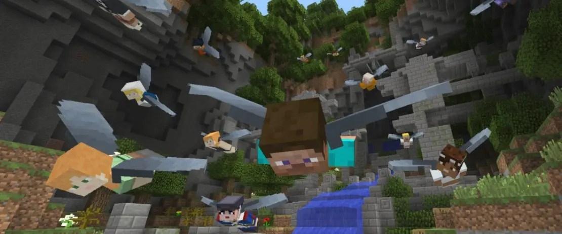 Minecraft: Nintendo Switch Edition Update Version 1 0 7 Now