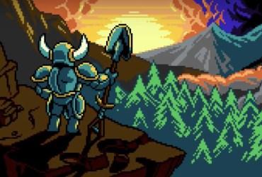 Shovel Knight: Treasure Trove Review Banner