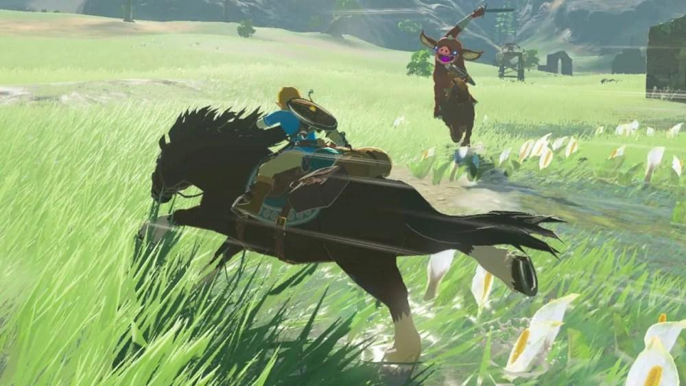 The Legend of Zelda: Breath of the Wild Review Screenshot 1