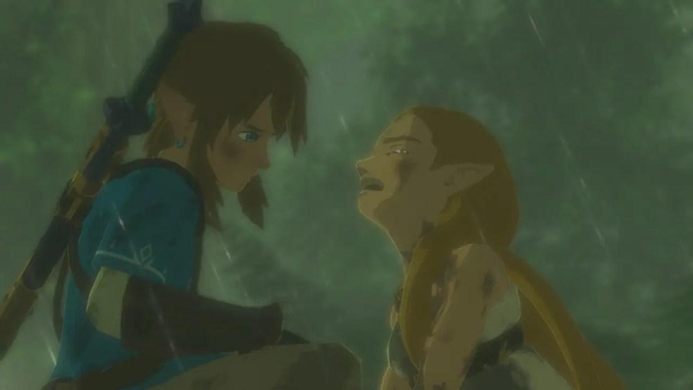 The Legend of Zelda: Breath of the Wild Review Screenshot 4
