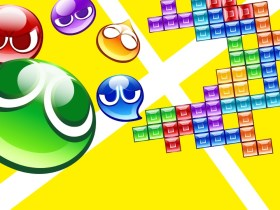 Puyo Puyo Tetris Review Header
