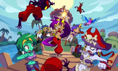 Shantae: Half-Genie Hero Review Header