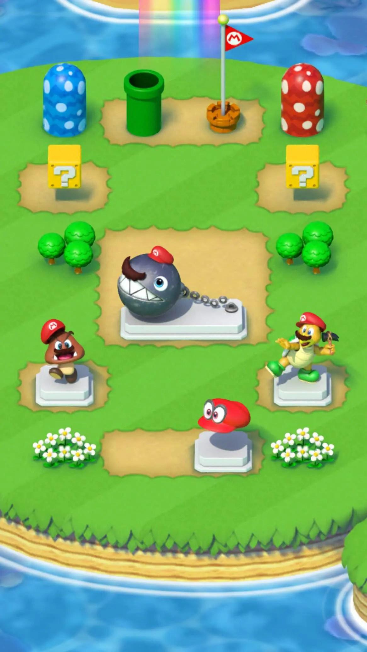 E3 2017 Super Mario Run Adds Super Mario Odyssey Crossover Items Nintendo Insider