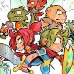 Wonder Boy: The Dragon's Trap Review Header
