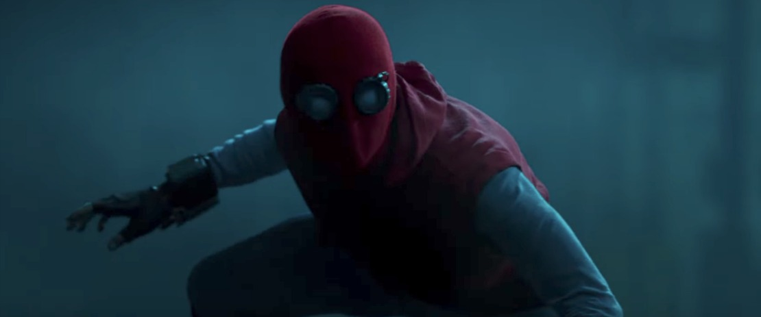 Spider Man Homecoming Homemade Suit Swings Into Lego Marvel Super