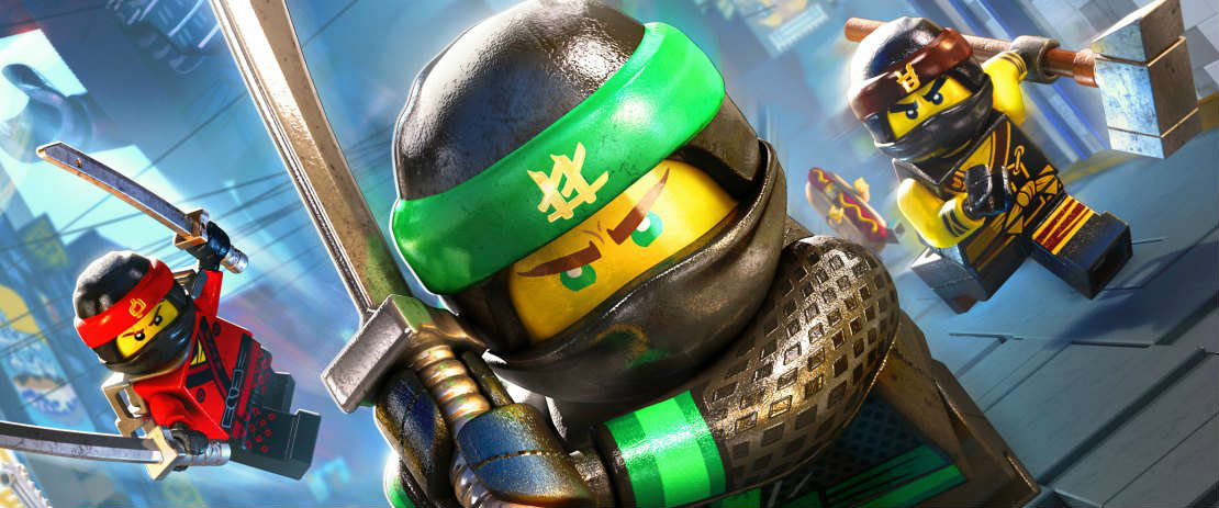 New The LEGO Ninjago Movie Video Game Trailer Masters Epic