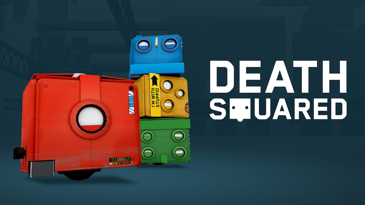 Death Squared Review Header